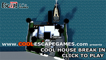 <b>Cool House Break In</b>: <i>To find out just how cool and if cool at all this house is, we will have to brake inside.  <h2>House...</i>