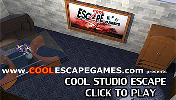 <b>Cool Studio Escape</b>: <i>In Cool Studio Escape you need to solve 3 puzzles to get the secret code and the key to the front do...</i>