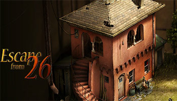 <b>Escape From 26</b>: <i>In this escape game, a birdcage with a small dollhouse in it - will in a few seconds become your new...</i>