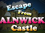Escape From Alnwick Castle