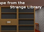 Escape From The Strange Library