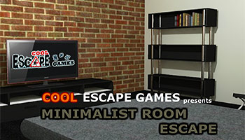 <b>Minimalist Room Escape</b>: <i>In 'Minimalist Room Escape' you escape from really minimalistic house. There is only one room: bedro...</i>