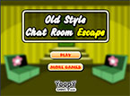 Old Style Chat Room Escape