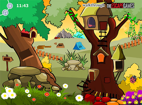 Bird Escape Screenshot