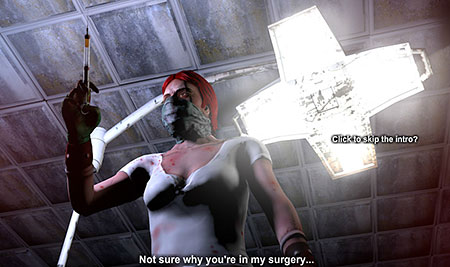 killer escape 2 the surgery screenshot